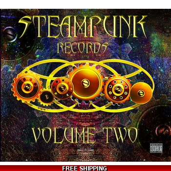 Steampunk Records Volume Two